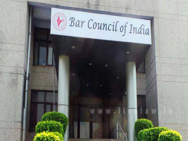 Bar Council of India Acknowledges UCD