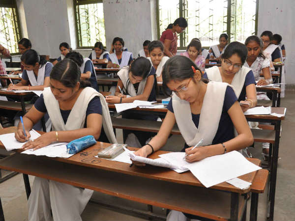 Second PU question paper leaked