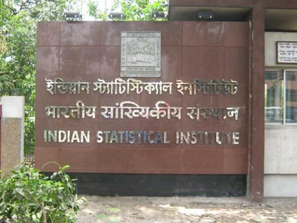 Indian Statistical Institute Admissions Begin