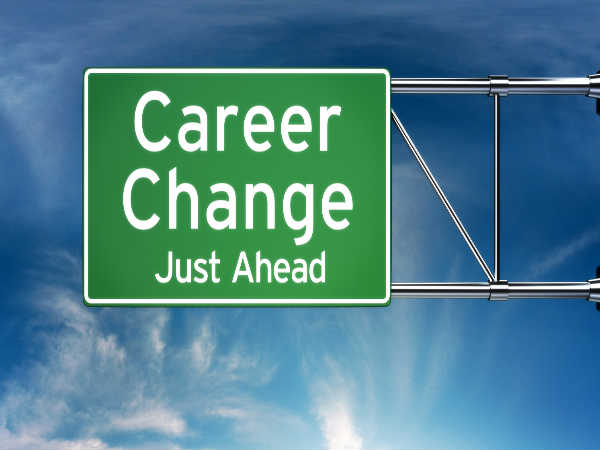 Career Shift: Change For The Better