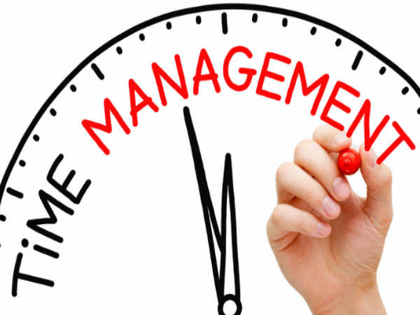 A Simple, Effective Time Management System