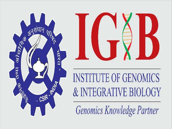 CSIR- IGIB Offers Fellowship In Biology