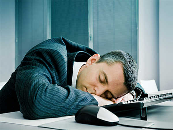 How to Overcome Sleep at Workplace?
