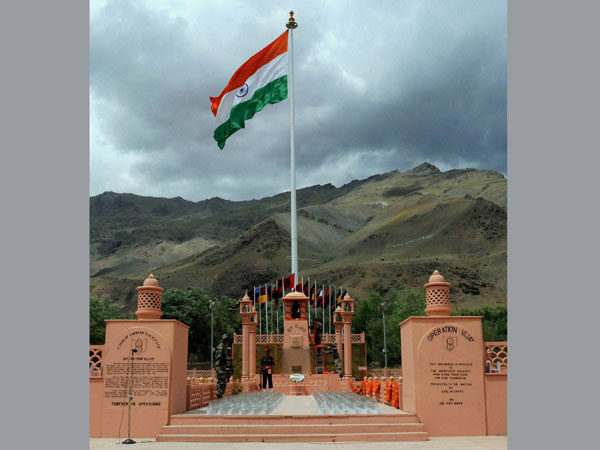Nation Celebrates Kargil Vijay Diwas