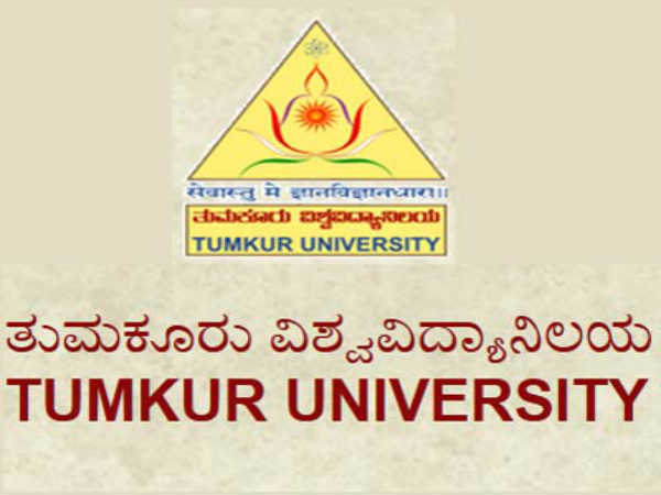 Tumkur University PG Admissions Open