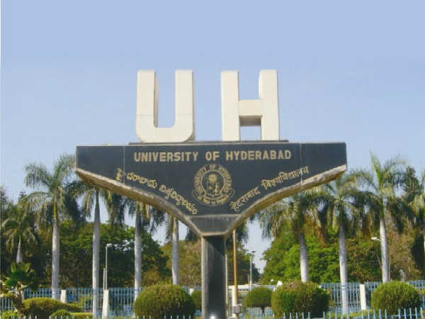University Of Hyderabad Admission Results Declared