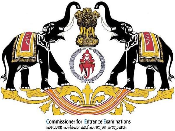 CEE Kerala Admissions