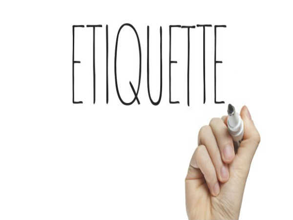 Office Etiquette You Need To Know