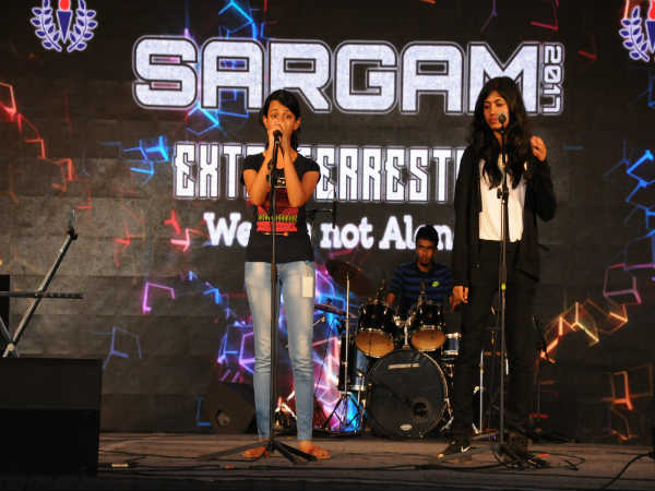 "State Level Inter Collegiate Fest - ""SARGAM2017"""