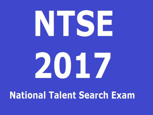 National Talent Search Examination 2017: Apply Now