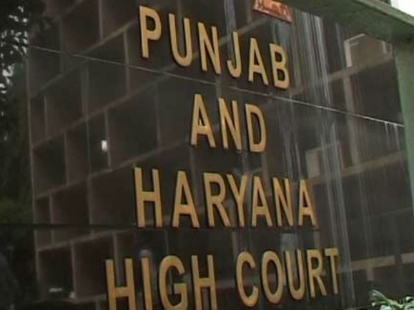 Punjab and Haryana High Court Recruitment 2017
