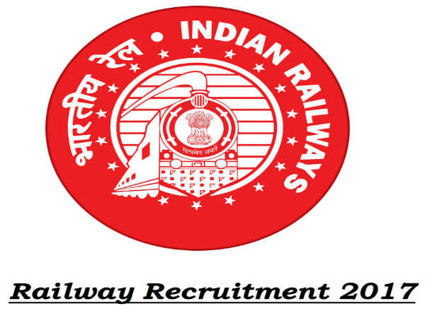 RRC Recruitment 2017: Apply For Various Posts