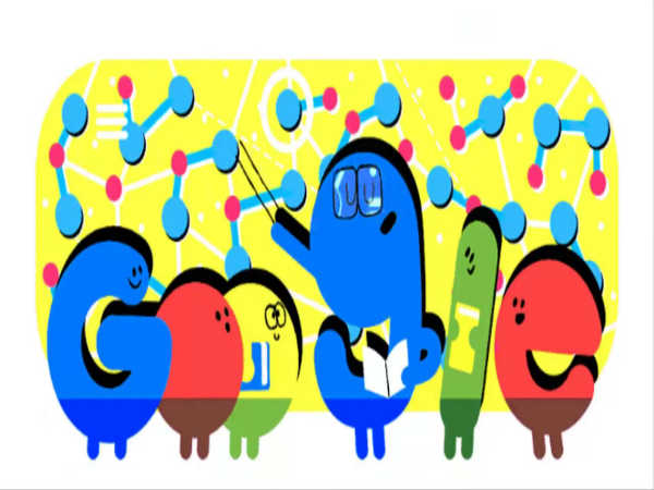 Teachers Day 2017: Google Doodle Turns Colourful