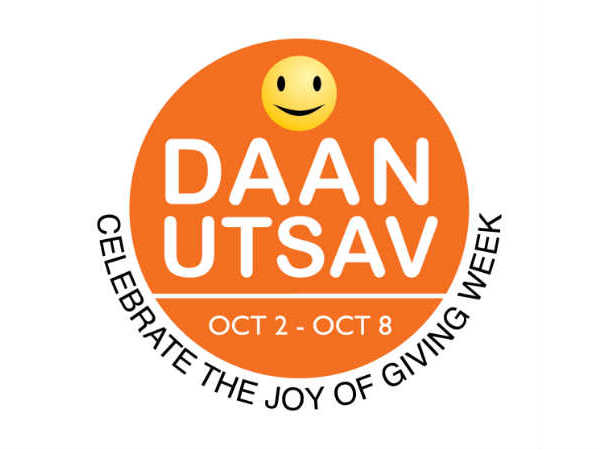 Daan Utsav 2017: Why and How To Gift Education