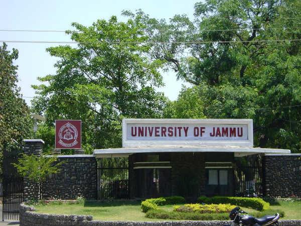 Jammu University 2nd Semester Results Published