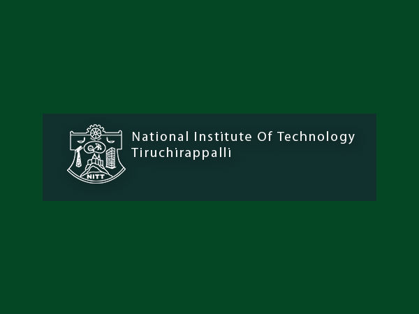 NIT Trichy Recruitment 2017: Apply Now!