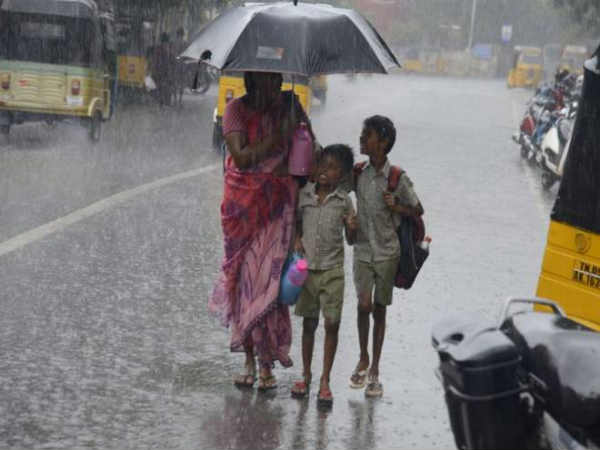 Chennai Rains: Schools Remain Closed Today
