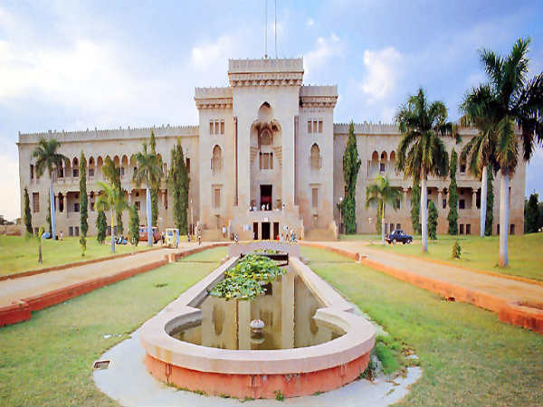 Ph.D Admissions Open in Osmania University!