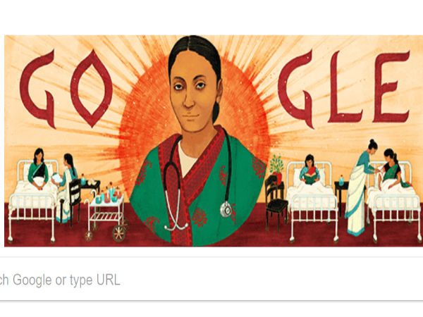 Google Pays Tribute to Dr. Rukhmabai, First Female Physician in India