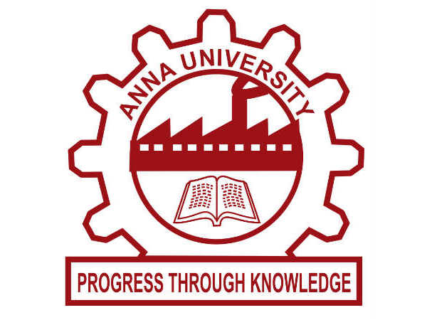 Anna University Admissions Open