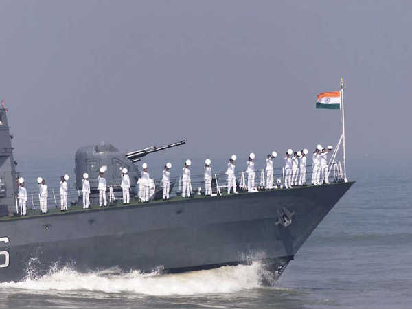 Indian Navy Recruitment 2018 for Data Entry