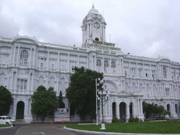 Chennai Corporation Recruitment 2018