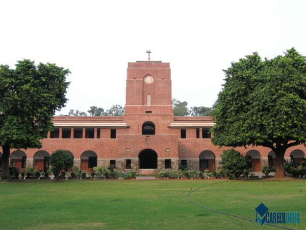 1. St. Stephen's College, New Delhi