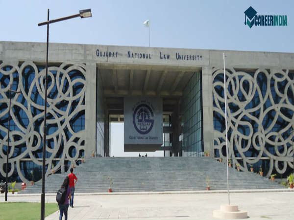 10. Gujarat National Law University, Gandhinagar