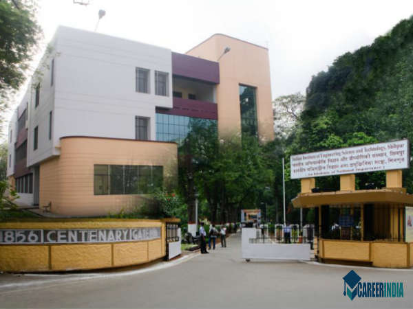 17. Indian Institute Of Engineering Science And Technology, Shibpur