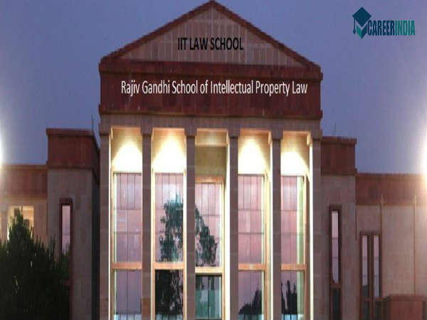 2. Rajiv Gandhi School Of Intellectual Property Law, Kharagpur
