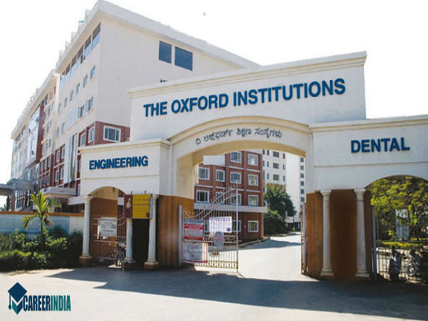 31. The Oxford College Of Business Management, Bangalore