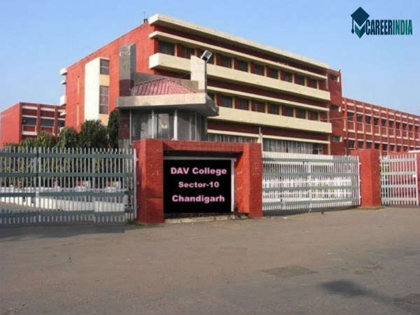 34. D A V College, Chandigarh