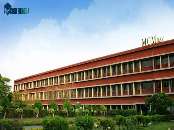 35. M C M D A V College For Women, Chandigarh