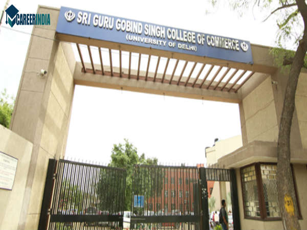 38. Sri Guru Gobind Singh College Of Commerce, New Delhi