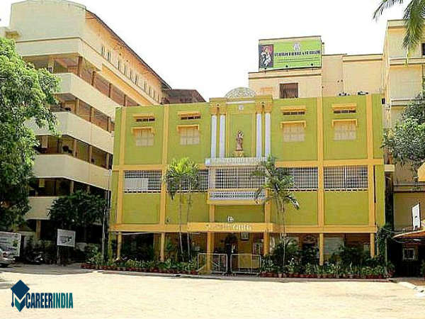 39. St. Joseph's Degree & P G College, Hyderabad
