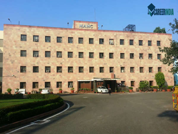 4. Maulana Azad Medical College, New Delhi