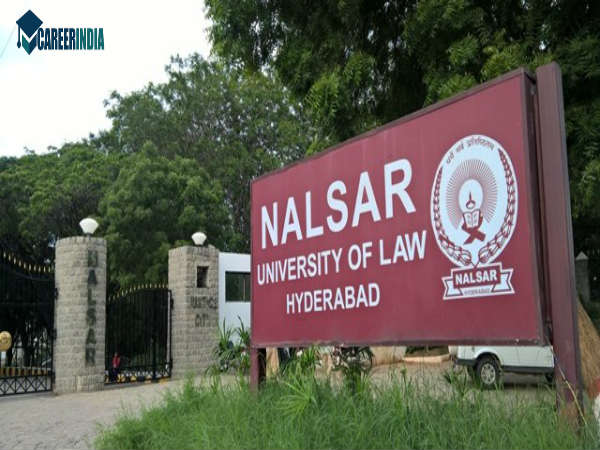 4. NALSAR University Of Law, Hyderabad