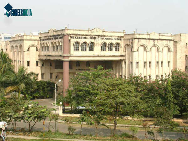 8. The W. B. National University Of Juridical Sciences, Kolkata