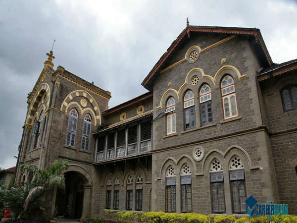 9. Fergusson College, Pune