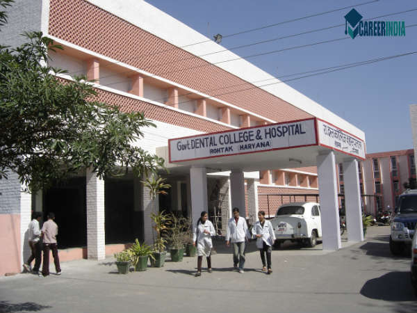 9. Government Dental College, Rohtak
