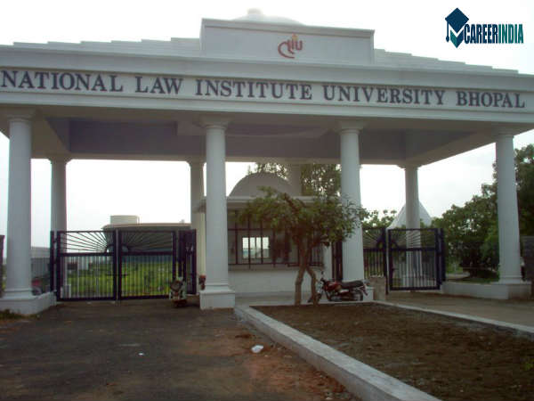 9. National Law Institute University, Bhopal