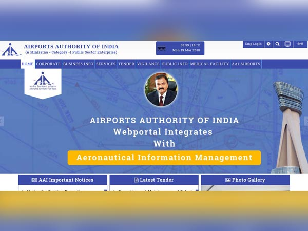 Airport Authority Of India Recruitment 2018 For 542 Junior Executives