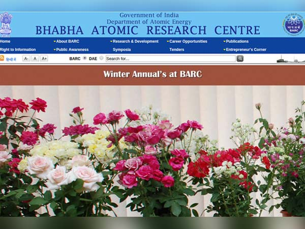 Bhabha Atomic Research Centre Recruitment 2018 For Consultant