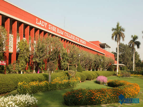 1. Lady Shri Ram College For Women, South Delhi