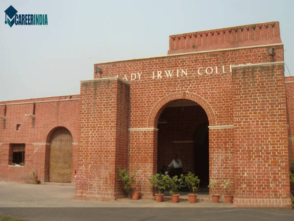 10. Lady Irwin College, University Of Delhi, New Delhi