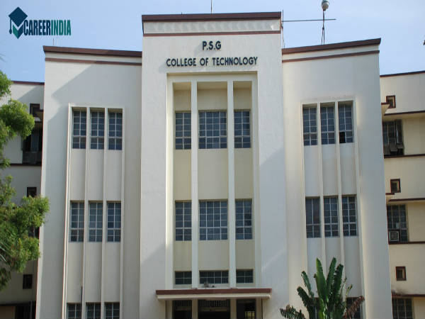 10. P. S. G. College Of Technology, Coimbatore