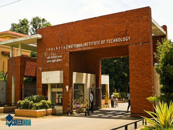 12. National Institute Of Technology, Rourkela