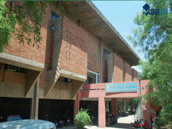 2. School Of Computer And Systems Sciences, Jawaharlal Nehru University, Delhi