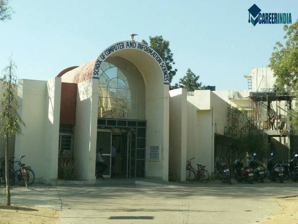 3. School Of Computer And Information Sciences, University Of Hyderabad, Hyderabad