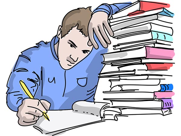 CBSE Board Exam 2018: How To Deal With Exam Stress?